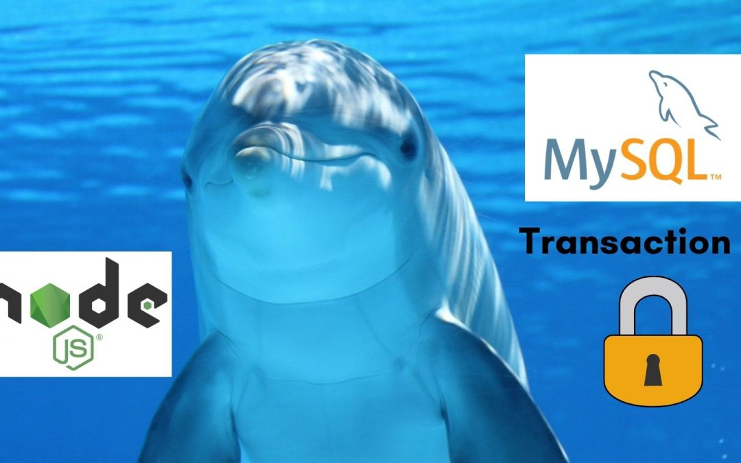 Node.js MySQL Transaction: a step-by-step tutorial with a real-life example