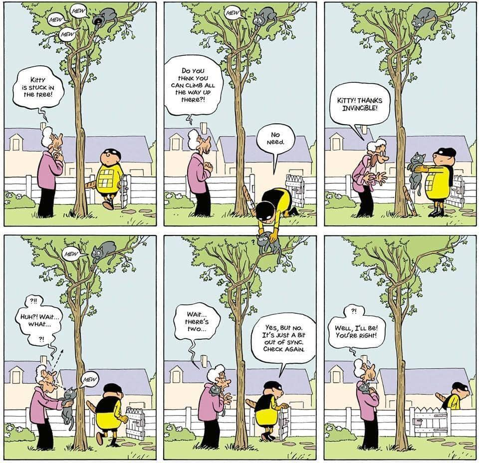 Eventual consistency explained simply with a picture